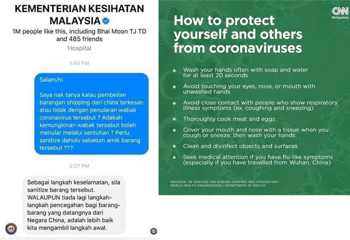 Koronavirus Tiada Penawar, Apa Patut Anda Bua