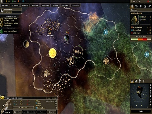 Galactic Civilizations III Intrigue Game Free Download