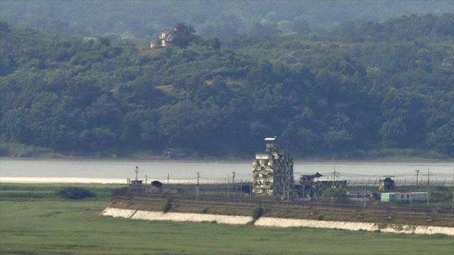 Corea del Norte envía soldados a la frontera con el Sur