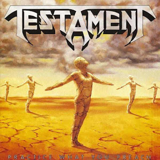 "Testament - ""Pracitce What You Preach"" recenzja"