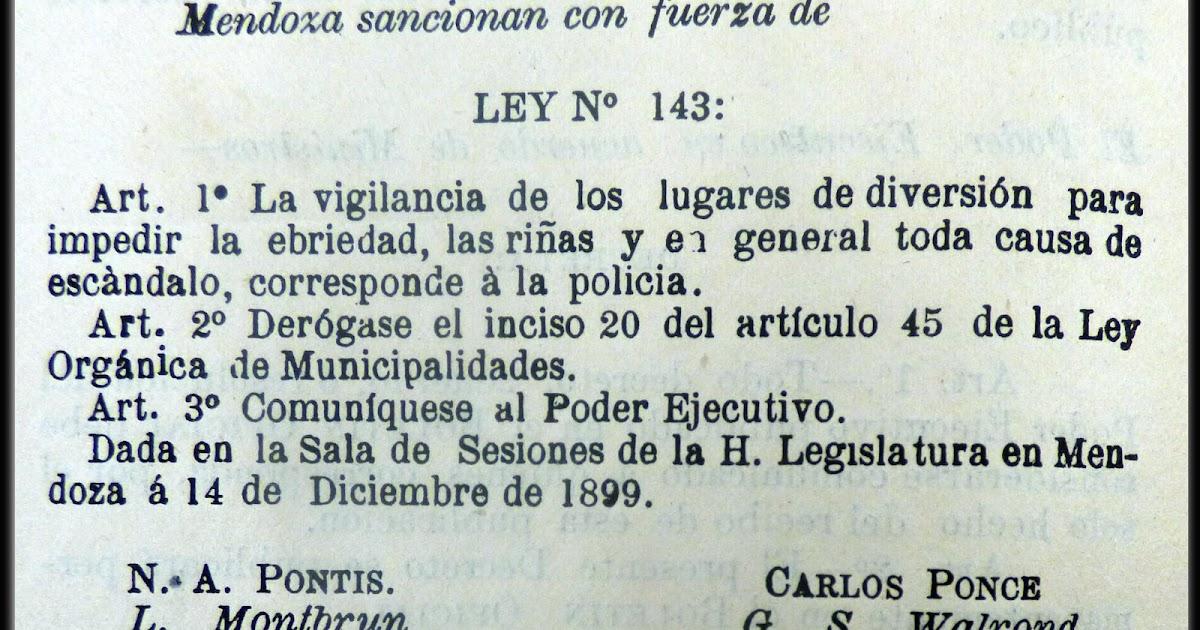 en la ley 14 94: