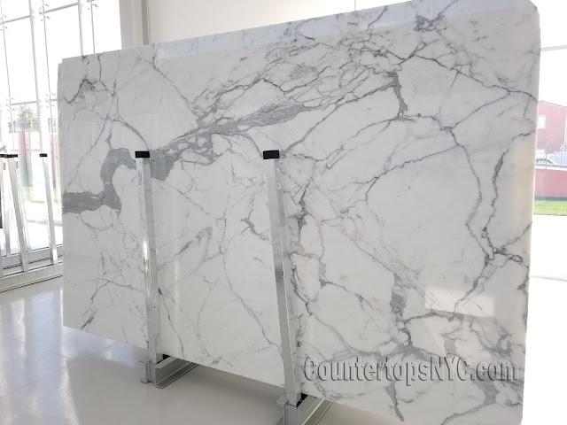 Statuary White Marble Slabs 3CM