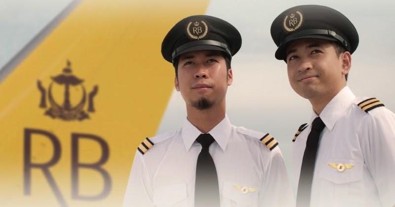MAKTAB DULI PMAMB Higher Education Unit: Royal Brunei Airlines Cadet Pilot Program
