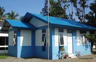 Salah satu Sekolah Dasar (SD) di Kota Pariaman