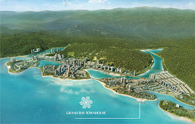 """Tại sao Grand Bay Townhouse """"hút"""" khách đầu tư?"""