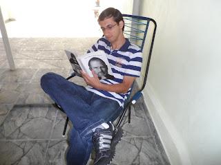 Lendo a biografia de Steve Jobs
