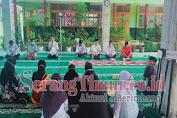 Lanjutkan Pembangunan Masjid, Kepala MTs N 1 Pringsewu dan Komite Gelar Do'a Bersama