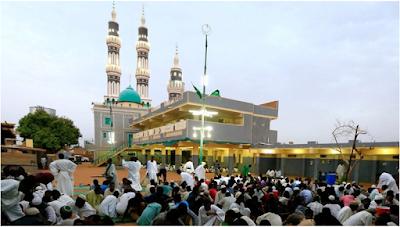 صلاة العيد , السودان