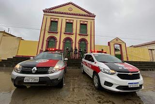 Em Alagoa Grande, homem é preso por policiais do 4º BPM  suspeito de ameaçar vizinha