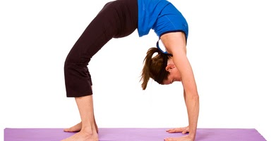 chakrasana  the whel pose  yoga for health