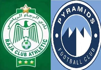 لحظة بلحظة >> مباراة بيراميدز والرجاء الرياضي مباشر 11-4-2021 والقنوات الناقلة في كأس الكونفيدرالية الأفريقية