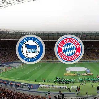 Бавария - Герта смотреть онлайн бесплатно 19 января 2020 прямая трансляция в 17:30 МСК.