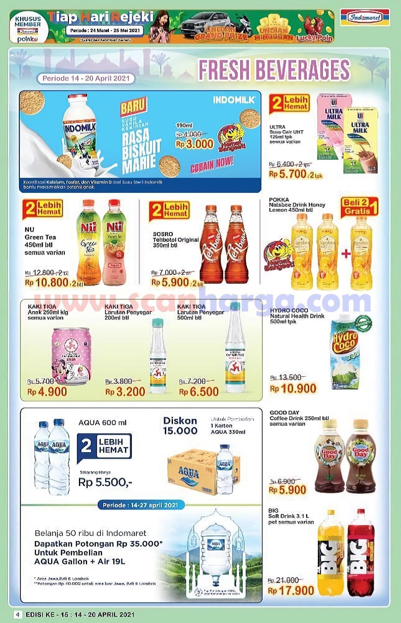 Katalog Indomaret Promo Terbaru 14 - 20 April 2021 4