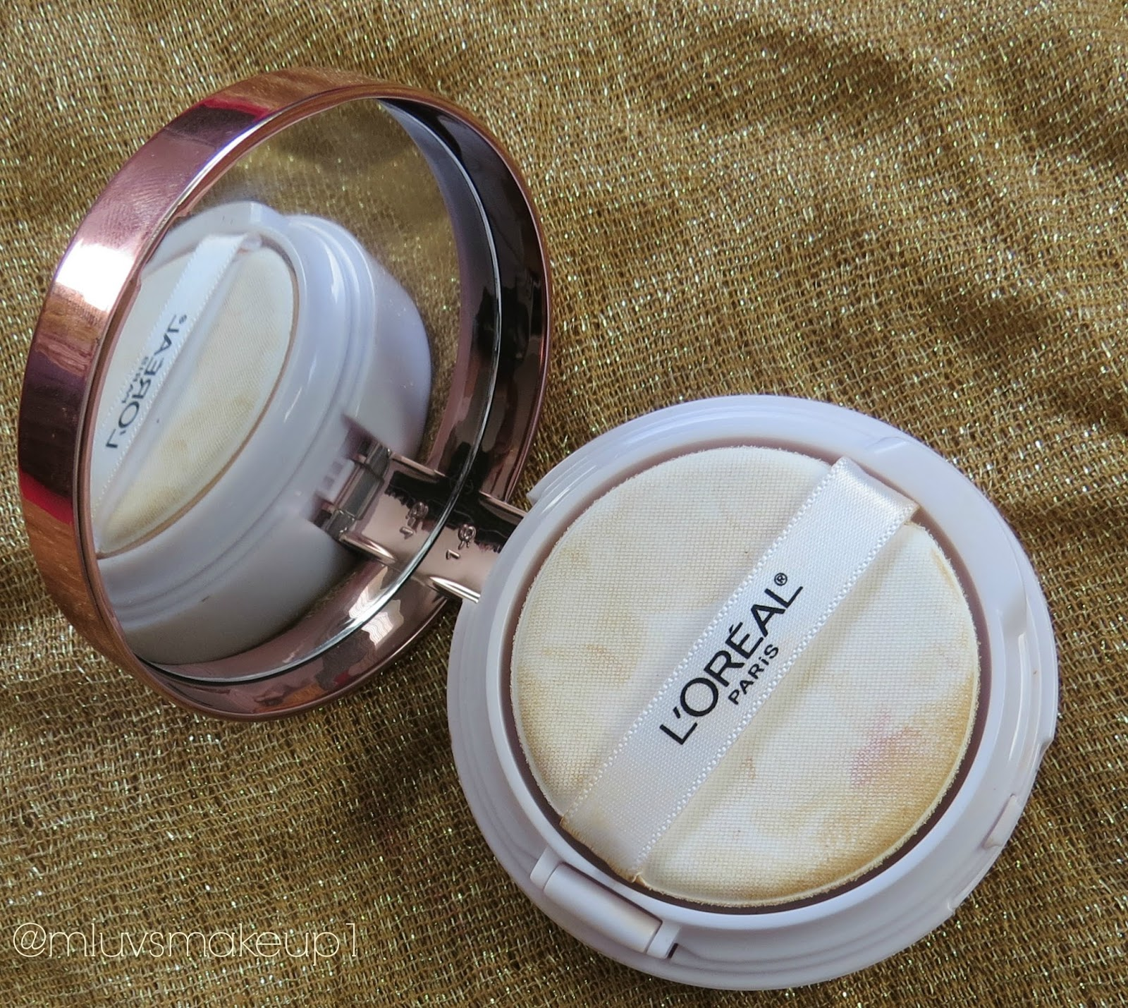 Muslimahluvsmakeup Loreal Lumi True Match Cushion Foundation Review Buildable Luminous Retails Between 14 1699 Depending On Where You Go To Purchase It This Is Suppose Create A
