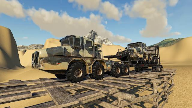 Kolob Heavy Truck v1.0 FS19