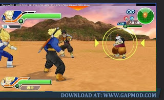 Download Dragon Ball Tag VS PPSSPP