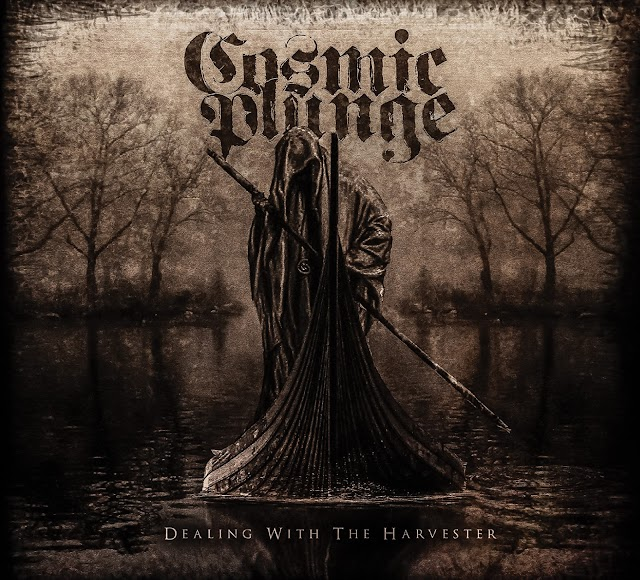 [Review] Cosmic Plunge - Dealing With The Harvester