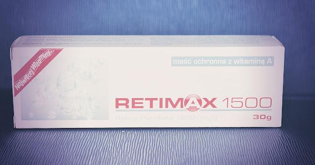 maść z witamina A Retimax