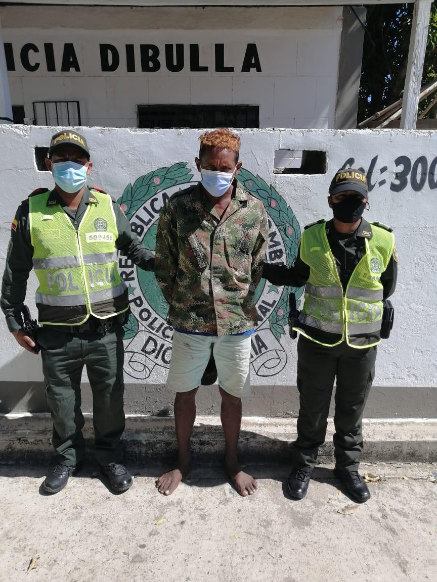 hoyennoticia.com, Capturado violador en Dibulla