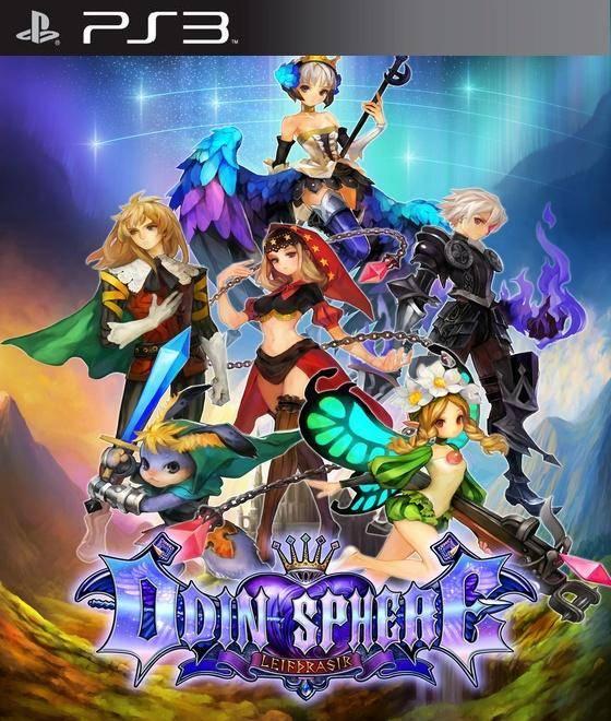Odin sphere leifthrasir hd remake announcement trailer gamespot.