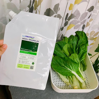 Food-safe kaiProtect Fruit and Veggie Clean