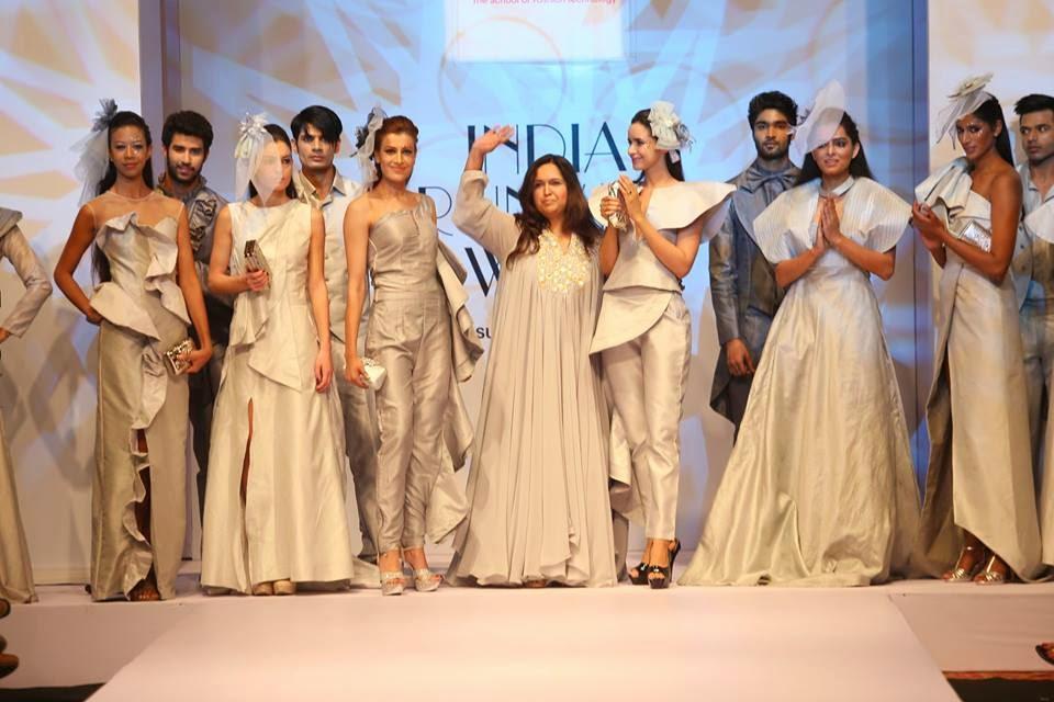 fashionista school of Fashion Technology at IRW 2015 Day 2, IRW, India runway week 2015