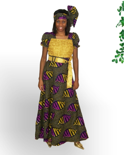 Tradition Dress Of South Africa 15