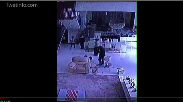 PERAMPOKAN SADIS DI PULOMAS TEREKAM CCTV, INILAH VIDEONYA