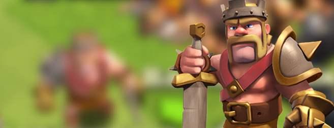 Trik dapat barbarian king di clash of clans cepat pic