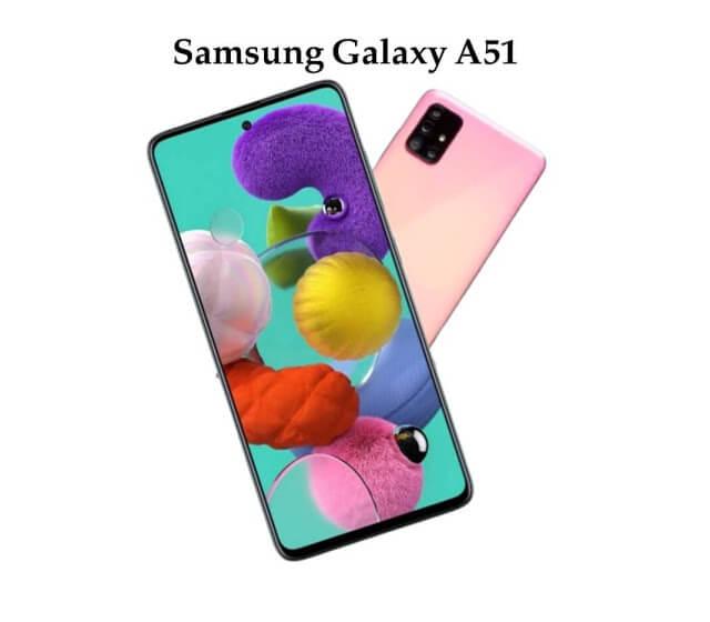 سعر ومواصفات هاتف Samsung Galaxy A51 مميزات وعيوب سامسونج جلاكسي A51