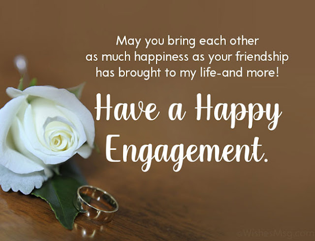 Engagement Wishes For Friend Engagement images quotes