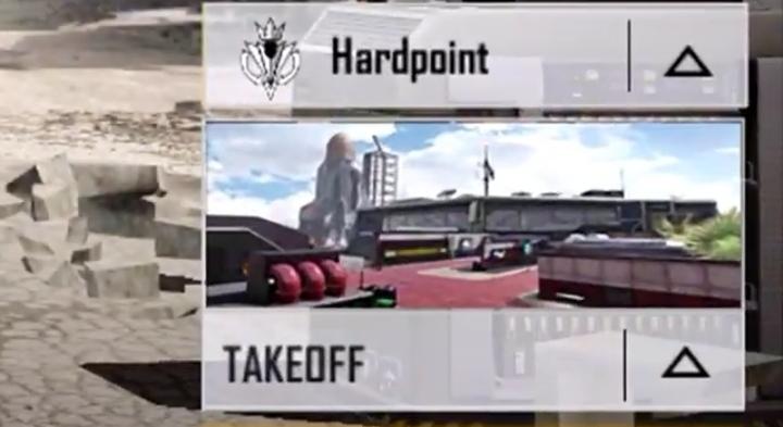 Hardpoint game mode