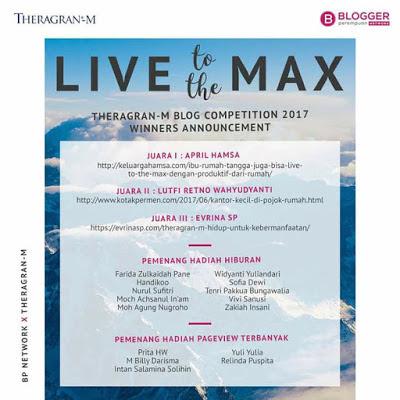 Live to The Max, Ternyata Saya Bisa Menulis dan Mendongeng Nurul Sufitri Travel Lifestyle Blog
