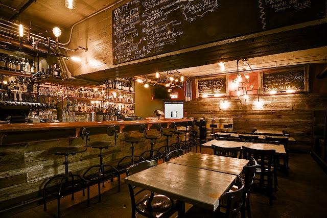 Pub BreWskey em Montreal