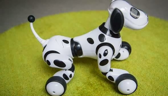 Zoomer: The Robotic Dog for People Who Can't Have Pets | Go