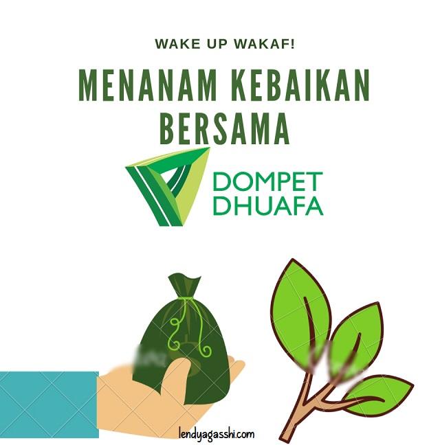 Wakaf Dompet Dhuafa