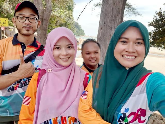 Rindu Nak Hiking! Akhirnya Dapat Hiking Di Bukit Pelindung Kuantan