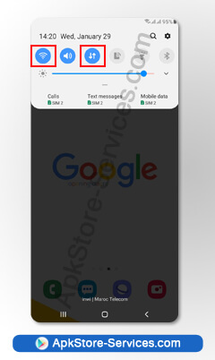 حل مشكلة جاري التنزيل في متجر جوجل بلاي - حل مشكلة Download Pending