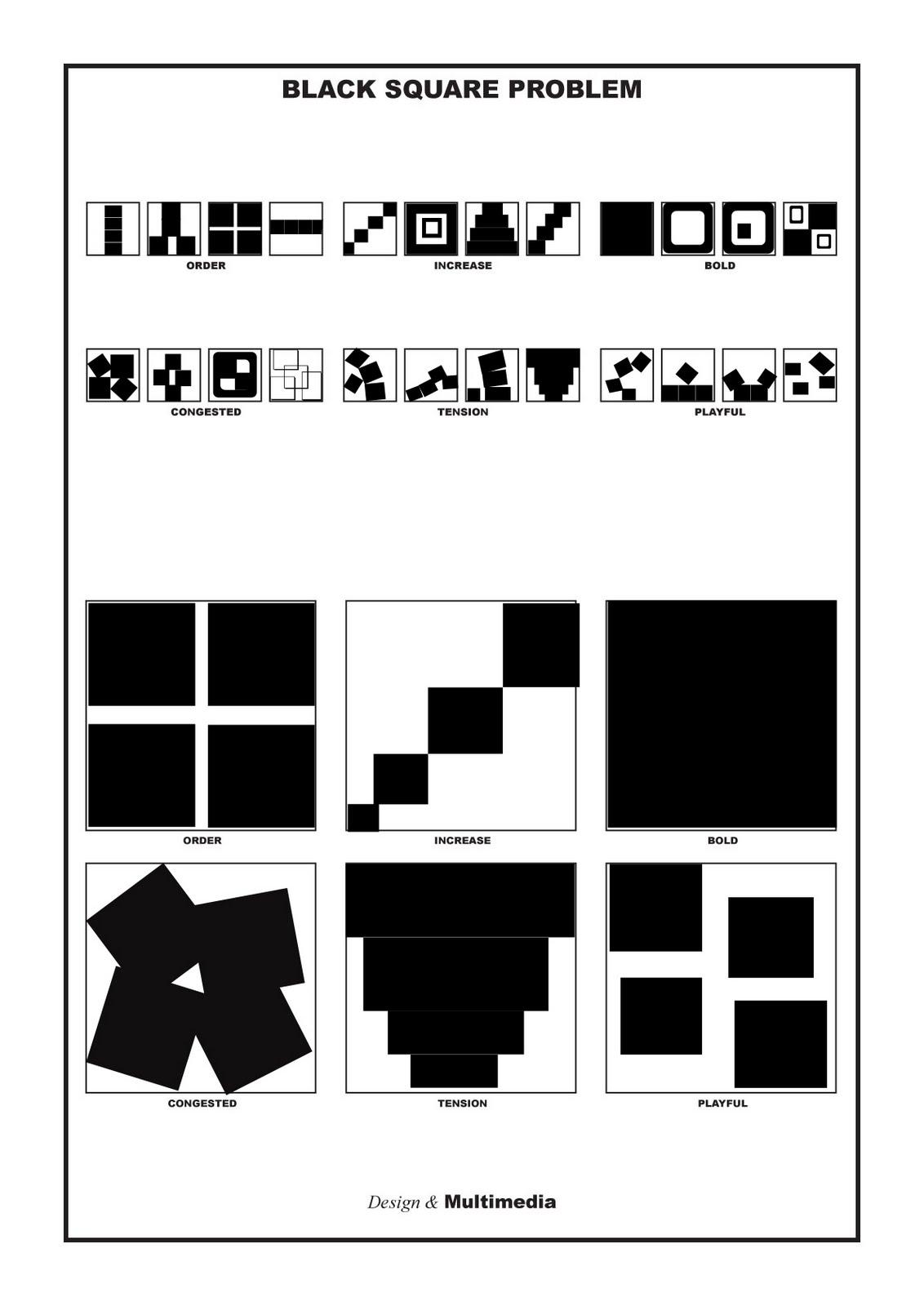 corey Forbes: Black Square Problem