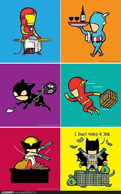 Domesticated Superheroes