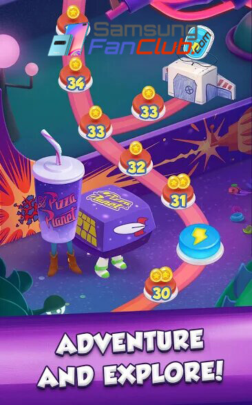 Toy Story Drop! Game for Android Samsung Galaxy S10 Plus