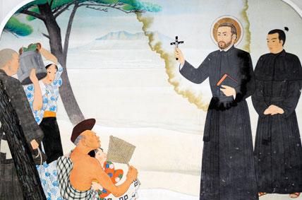 3 December 2018 - Hari Satu ba Minggu Keterubah Musim Penatai (Adven) (Memorial of Saint Francis Xavier, Priest)