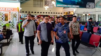 Komisi IV Pantau Bandara Sam Ratulangi dan RS Prof Kandou