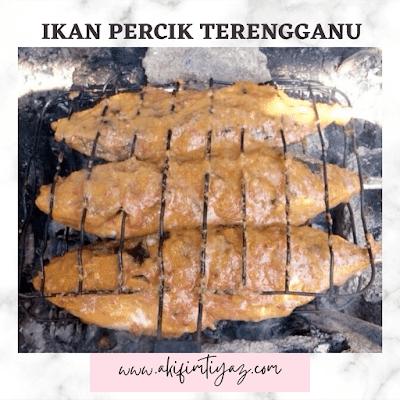 Resipi Ikan Percik Terengganu