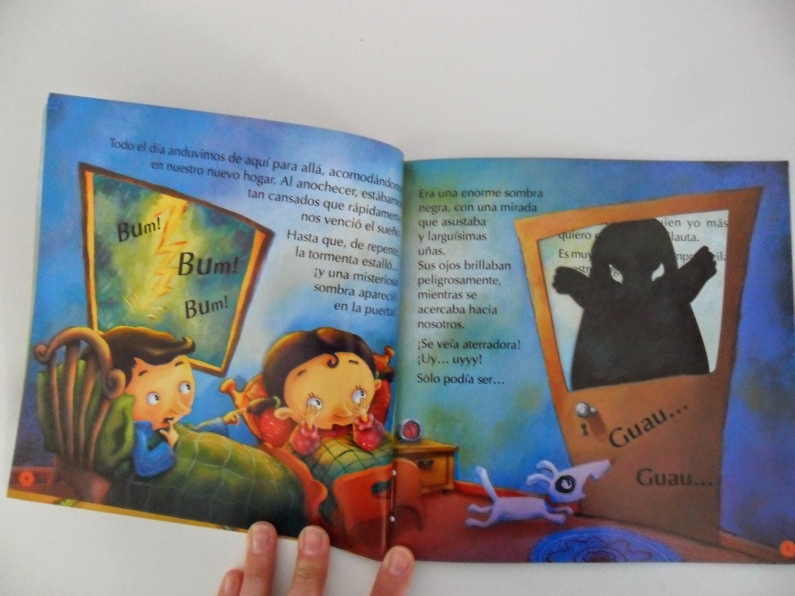 Materiales Para Educación Infantil: CUENTO: LIBRO CON