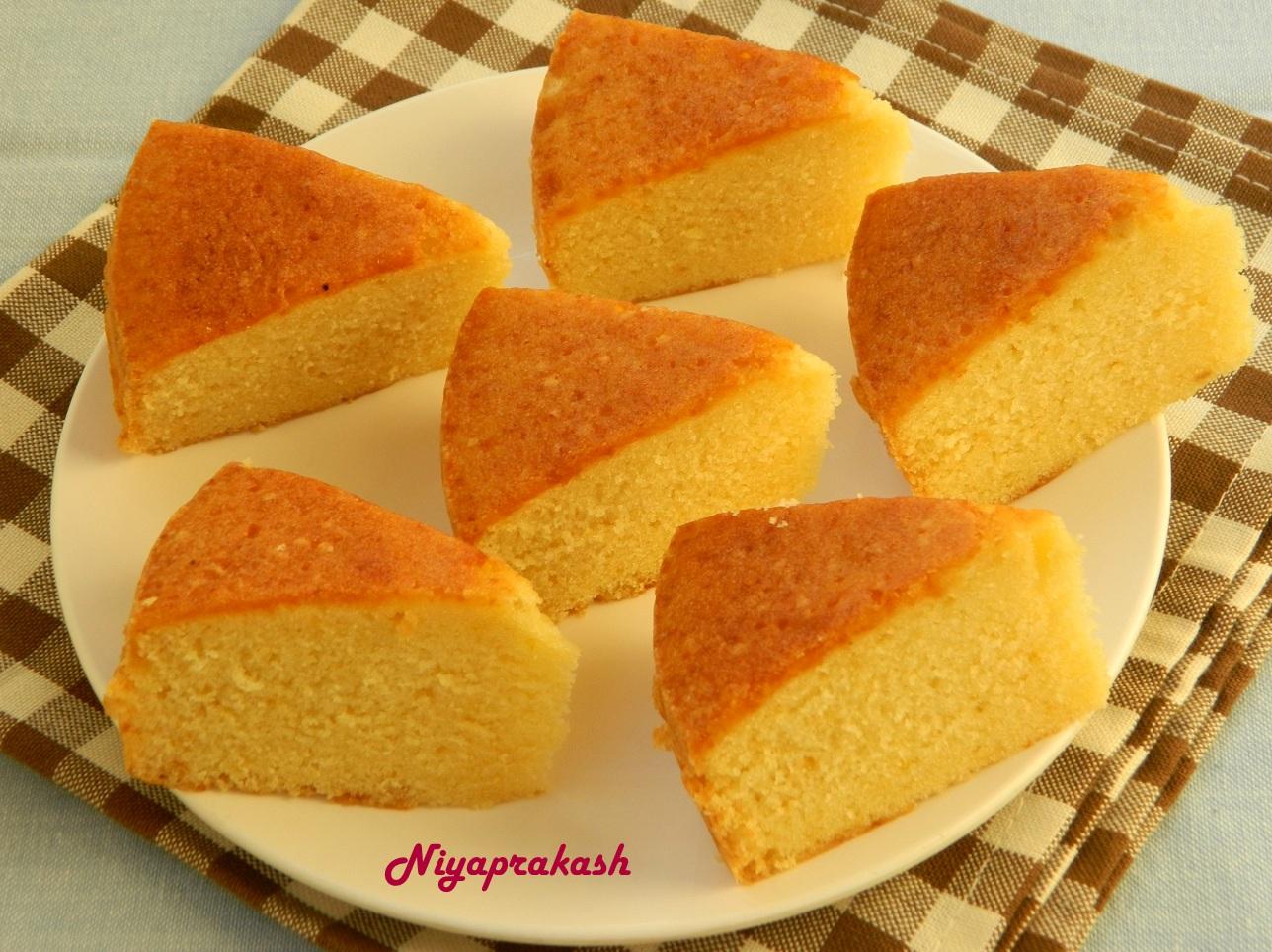Basic Lemon Cake Recipe