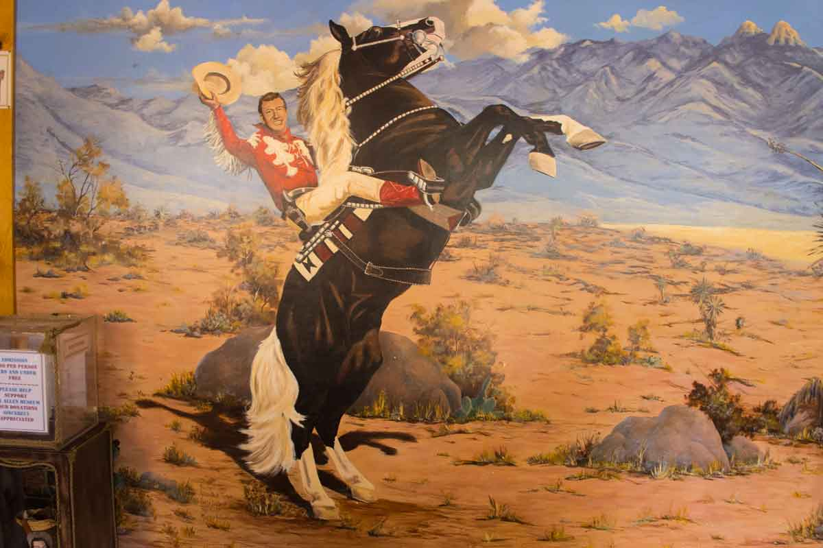 Kissack Adventures: The Arizona Cowboy