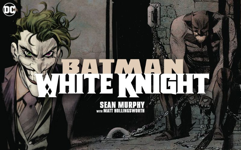 Batman: White Knight, Politik Joker Mengkriminalkan Batman