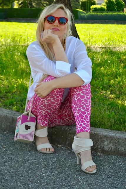 outfit primaverili outfit marzo 2017 mariafelicia magno fashion blogger colorblock by felym fashion blog italiani fashion blogger italiane blogger italiane di moda blog di moda influencer italiane bionde ragazze bionde occhi azzurri