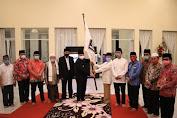 Pjs. Agus Fatoni Lepas 28 Kafilah Sulut Mengikuti Musabaqah Tilawatil Qur'an (MTQ) Nasional XXVIII Tahun 2020